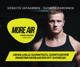 More Air -nenälaastari