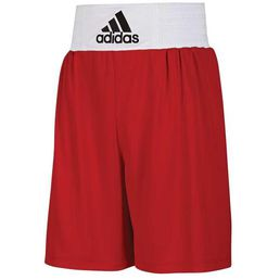 Adidas Base Boxing Shorts red