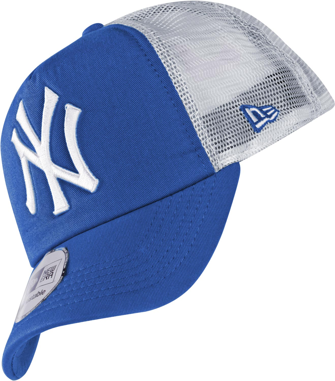 NY (New York Yankees) Lippis - Kirkkaan Sininen  edd32bda35