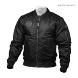 Better Bodies Graphic Jacket, black
