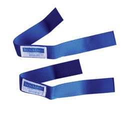 Iron Mind Short & Sweet Lifting Straps