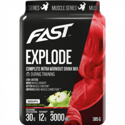 Fast Muscle Series Explode 385g