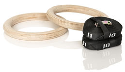 Gymstick Wooden Power Rings -voimistelurenkaat