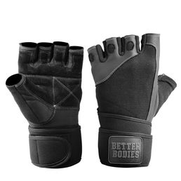 Better Bodies Pro Wristwrap Gloves 130312  (P)
