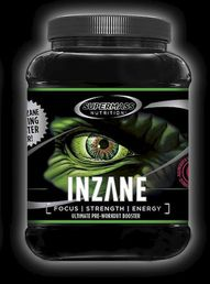Supermass Nutrition INZANE!