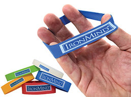 Iron Mind Expand-Your-Hand Bands 10kpl