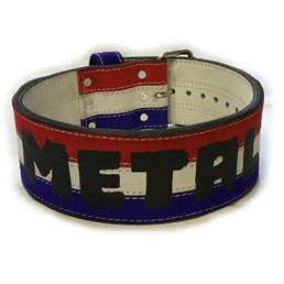 Metal 3-color Voimanostovyö