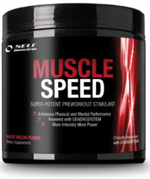 Self Muscle Speed