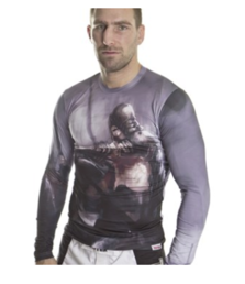 Top Ten Warrior MMA Rashguard