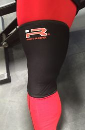 Iron Rebel Sport Knee Sleeves