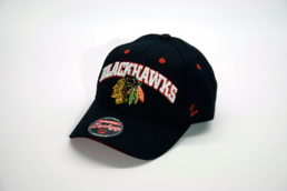 Zephyr Signature NHL Chicago Blackhawks Snapback -lippis