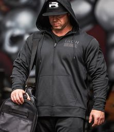 Iron Rebel Rogue (Zip Hoodie) huppari