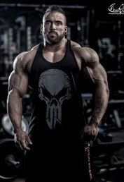 Iron Rebel Prep Mode Stringer Tank