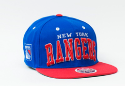 Zephyr Superstar NHL New York Rangers Snapback cap -lippis