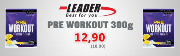 2019-09 Leader Pre Workout