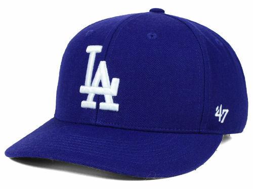 Los Angeles Dodgers Lippis - Sininen 77339c7aed