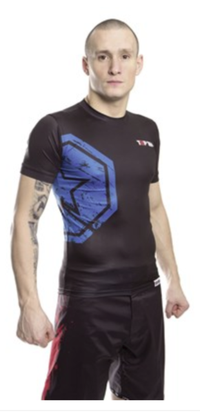 Top Ten Octagon MMA Rashguard 86796ae2aa
